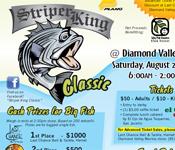 Diamond Valley Lake Striper King Classic flyer